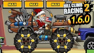 Hill Climb Racing 2 New MONSTER TRUCK Update 1.6.0 #8