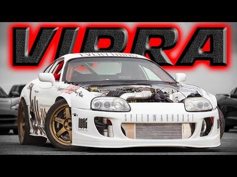 "The ""VIPRA"" - V10 Viper Powered Supra"