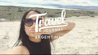 Travel Journal - Argentina