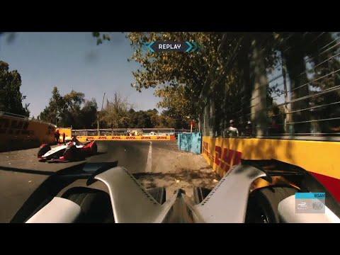 Le résumé du ePrix de Santiago