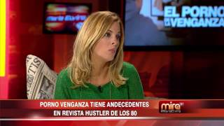 Elizabeth Patino discusses Revenge Porn/Porno Venganza with Maria Elvira