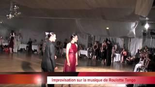Tangoumois 2012   Roulotte Tango & les 8 Maestros