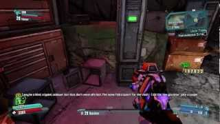 Borderlands 2 - TrendKiLL's Let's Play - Ep. 57 - Claptrap, You So Cray