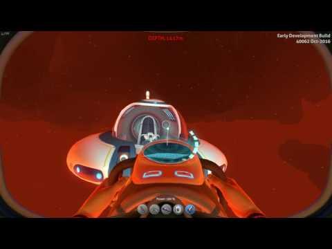 Exploring the unexplored | Subnautica at 1500- meters deep