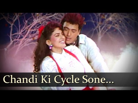 Chandi Ki Cycle Sone Ki Seat - Govinda -...