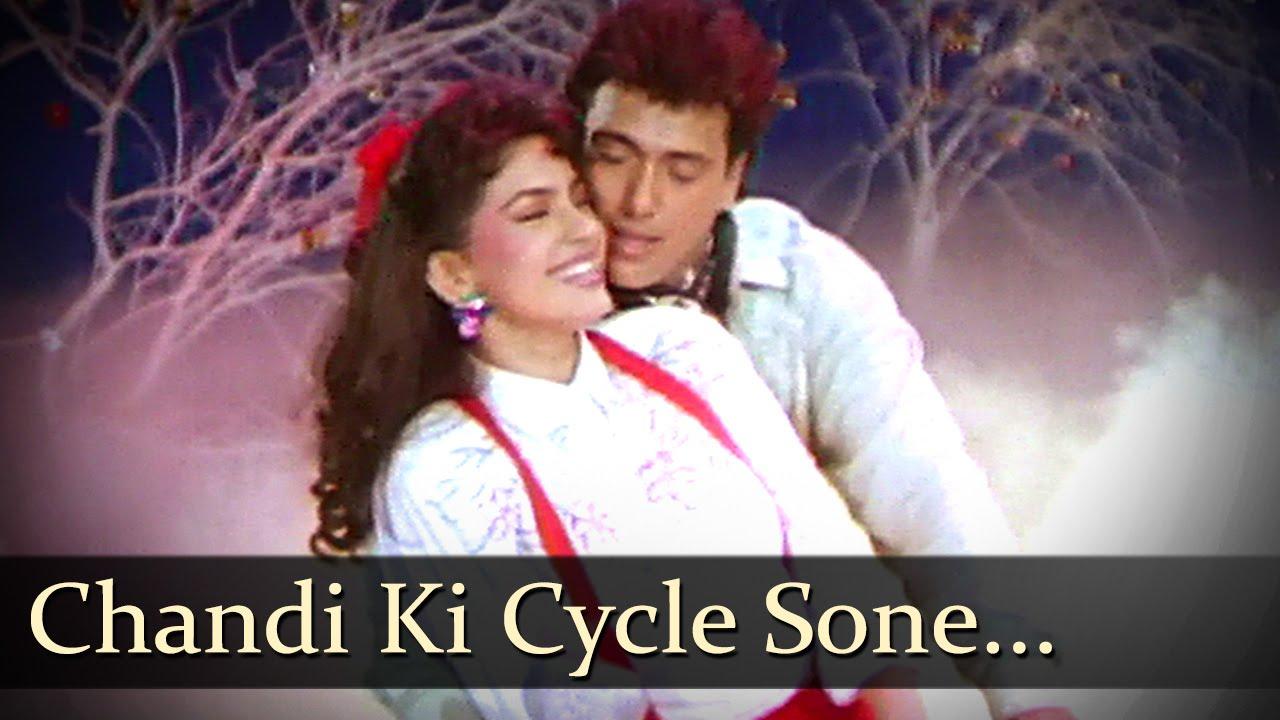 Chandi Ki Cycle Sone Ki Seat Govinda Juhi Chawla Bhabhi