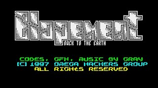 Классика ZX Spectrum - Elopement. Back to Earth (1997)