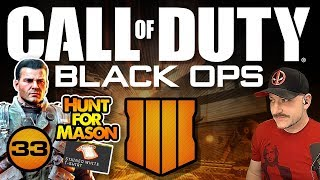 COD Black Ops 4 // Hunt for Mason Character // PS4 Pro // Call of Duty Blackout Live Stream Gameplay