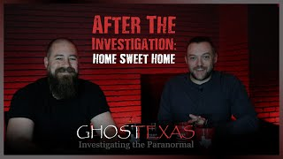 After The Investigation: Home Sweet Home