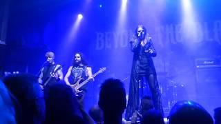 Beyond The Black Beneath A Blackened Sky @ FemME V Dynamo Eindhoven 13-10-2018
