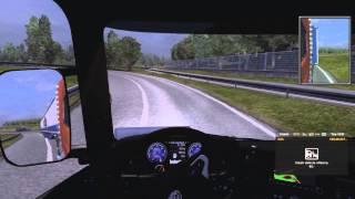 Euro truck simulator 2 Revenim cu Anal #2