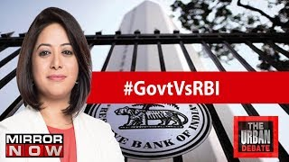 Why is RBI protecting the willful defaulters? | The Urban Debate With Faye D'Souza