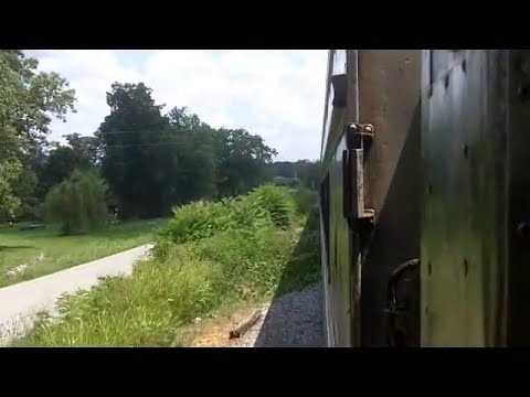 TCRM Murder Mystery Excursion Train from Nashville, TN to the Delmonaco Winery in Baxter, TN