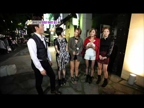 【TVPP】Brown Eyed Girls - Rising Star Interview [1/3], 브아걸 - 라이징 스타 인터뷰 [1/3] @ Section TV