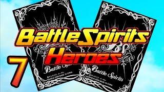 Battle spirits heroes ep7