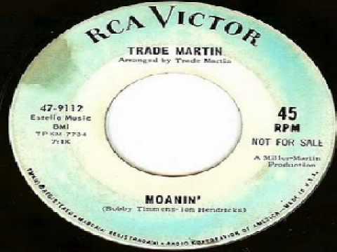 Trade Martin - Moanin