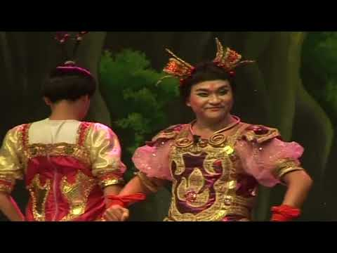 Chuyện ngày xưa 5: Tề Thiên Đại Thánh đại chiến Hồng Hài Nhi - Tập 1