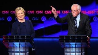 Polls: Hillary Clinton still ahead of Bernie Sanders