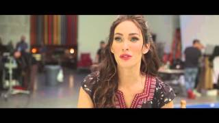 Stormfall: Rise of Balur - Behind The Scenes with Megan Fox