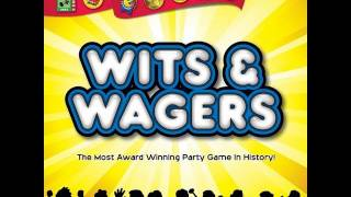 Wits & Wagers Boardgame Video