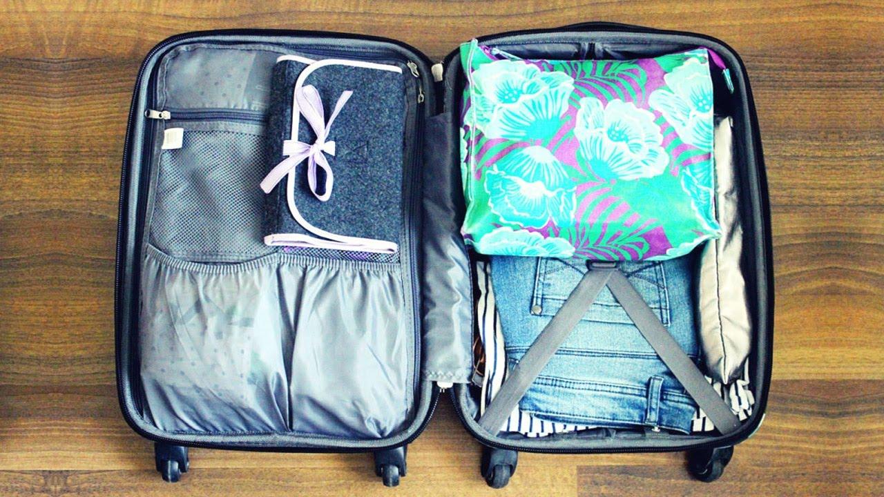 Jak się spakować na wakacyjny wyjazd do bagażu podręcznego? 10 sposobów i tricków