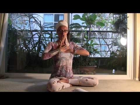 TO HEAL BROKEN HEART MEDITATION (22 min) kundalini yoga