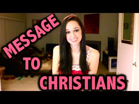 Message to Christians from an Atheist