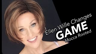 Ellen Wille Changes GAME Wig Review | MOCCA ROOTED