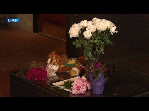 Mourning Savannah Gold