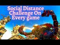 Gambar cover Social Distancing Challenge On Every Zombies Game Treyarch