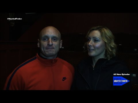 Ghosts of Old Nick Theatre - Haunted Finders Season 4 Episode 4