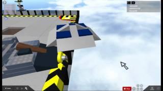 ROBLOX: Robot wars Arena Of Destruction: Danny498 Vs Robotwars122