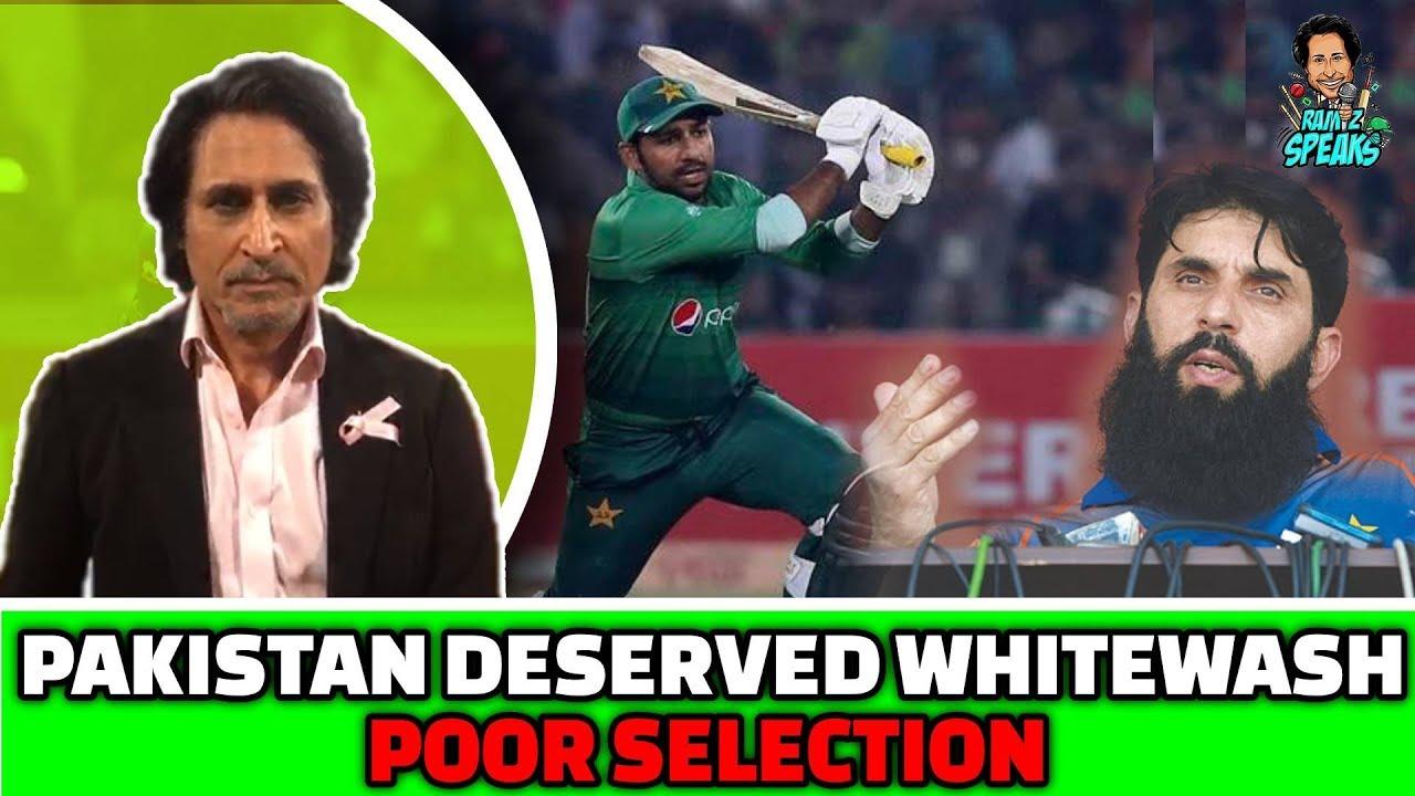 Pakistan Deserved Whitewash | POOR Selection | PAK vs SL 3rd