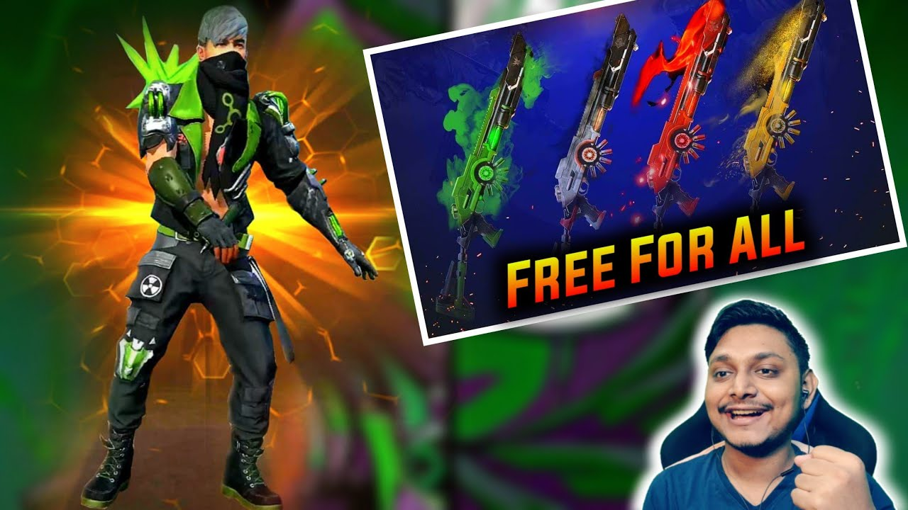 New Update - New Rampage Venom Bundle, M1014 Skins Free For All Players - Gamers Zone