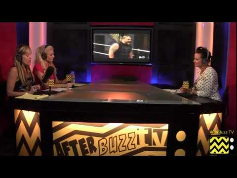 "Tough Enough After Show w/ Candice Michelle & Trish Stratus ""110 Pound Elephant in the Room"""