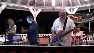 Side Effect Band  ...video 2-2   Leominster Summer Concerts 2014