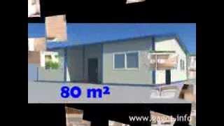 Стрительство домов из сэндвич панелей(, 2013-11-06T19:41:12.000Z)