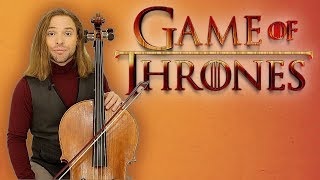 How to Play GAME OF THRONES Main Theme on CELLO