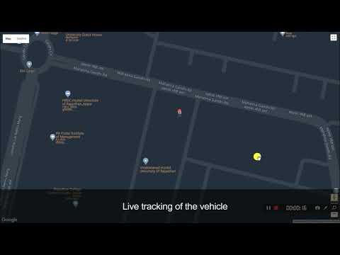 Live Tracking - Admin Panel - AVTAR