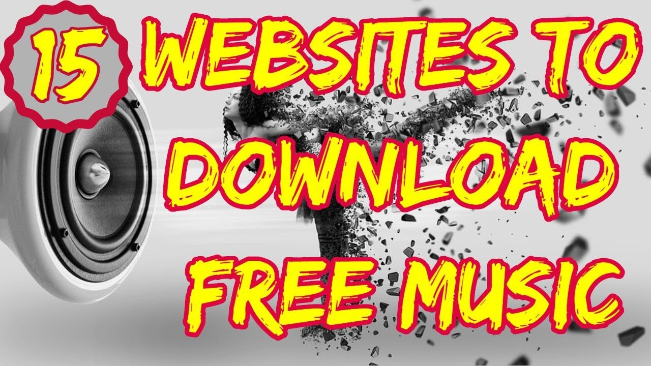 what are the websites to download music