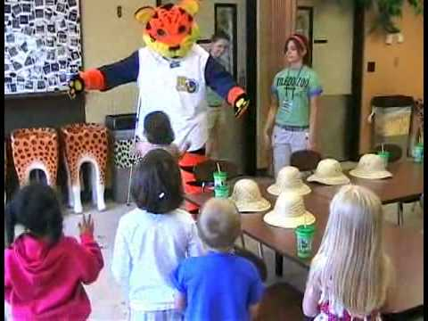 Birthday Parties At The Toledo Zoo