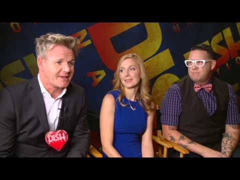 Gordon Ramsay's Celeb Crush Revealed — Hint, It's A Dish Host!