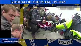 Capitol Violence: AFO #383