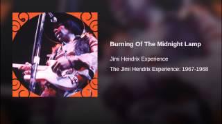 Burning Of The Midnight Lamp