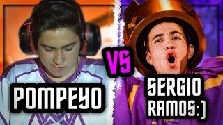 PRO vs PRO :: POMPEYO vs SERGIO RAMOS :: BEST OF 5 SHOWDOWN!