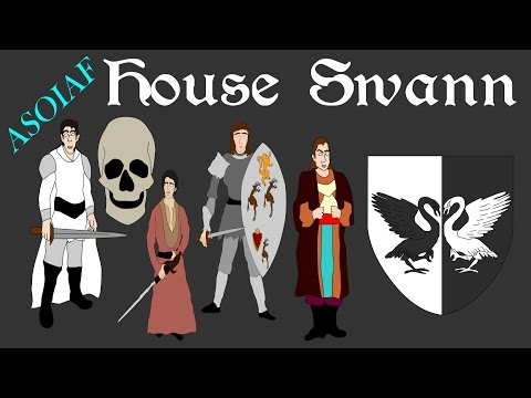 ASOIAF: Houses Of Westeros - House Swann (Book Spoilers)
