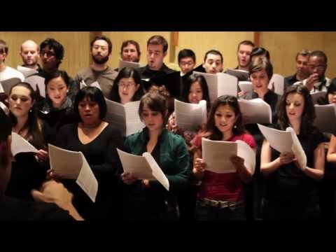 Anyone's Guess, CHOIR Version Performed by SACRA/P...