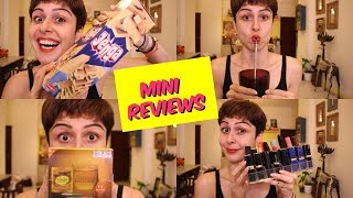 Mini Reviews || TO BUY OR NOT TO BUY!