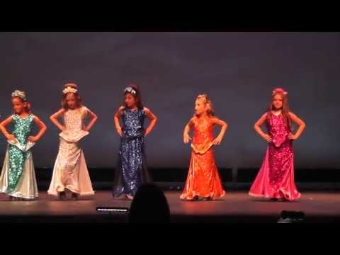 """Marissa Margolis & friends performing """"She's In Love"""" from """"The Little Mermaid, Jr."""" 7-11-13"""