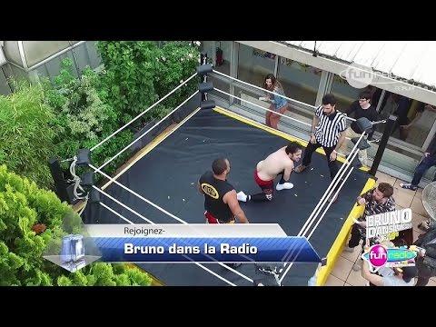 Une partie de Catch ! (24/05/2017) - Best of Bruno dans la Radio